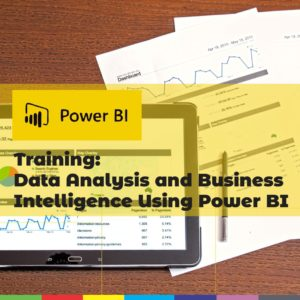 Training: Data Analysis and Business Intelligence Using Power BI
