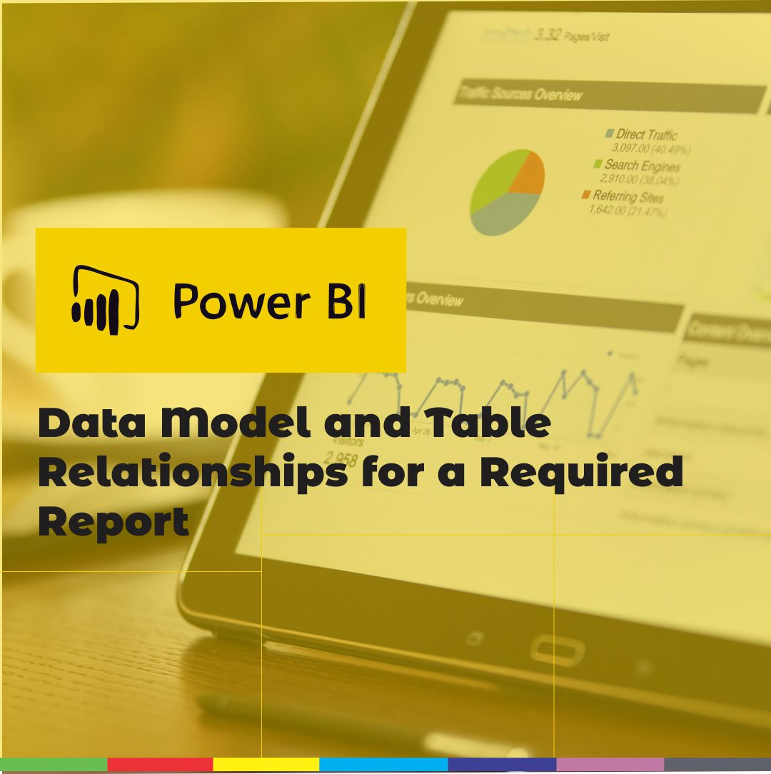 Data Model and Table Relationships