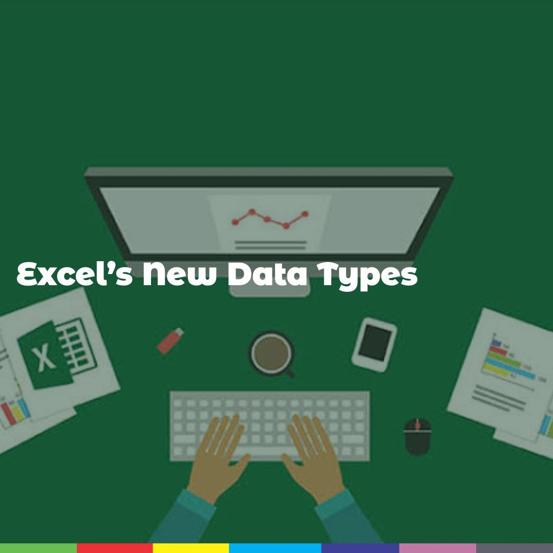 Excel's New Data Types